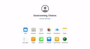 اپل و اعمال تغییراتی در آیکلاد وب، پیش از عرضه iOS 13
